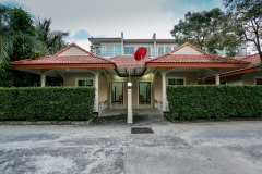 Welcome inn Villa 1 bed house front
