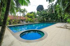 Welcome inn Villa pool (2)